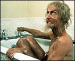 en trollkarl i badet